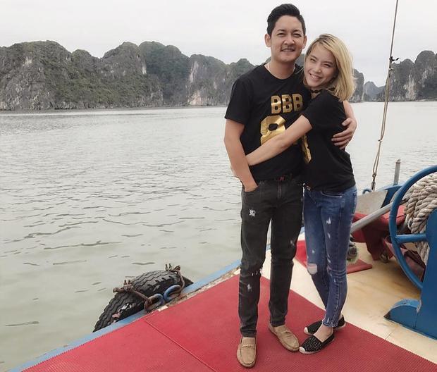 Hình ảnh ngọt ngào, lãng mạn của Hải Băng nhanh chóng nhận được sự quan tâm của cộng đồng mạng.