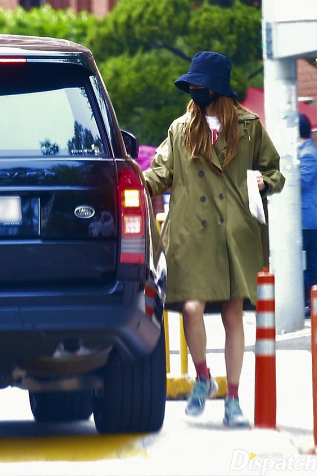 Giữa tâm bão, Dispatch chơi lớn tung loạt ảnh hẹn hò bí mật của Lee Sung Kyung  Nam Joo Hyuk