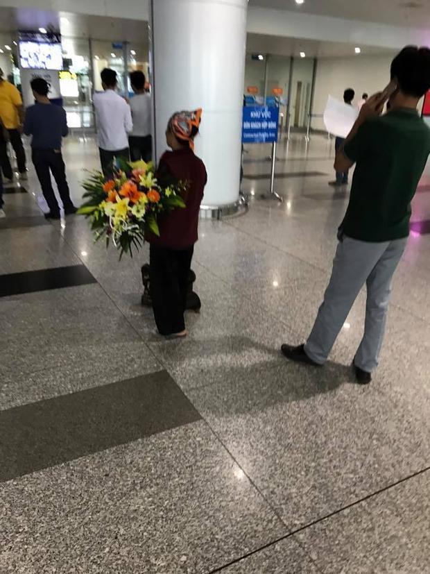 Bức ảnh được chụp tại nhà ga T2 sân bay quốc tế Nội Bài.