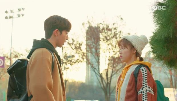 Cặp đôi Sung Kyung - Joo Hyuk ngoài đời cũng có nhiều thành công bứt phá trong sự nghiệp khi hoàn thành bộ phim Tiên nữ cử tạ.