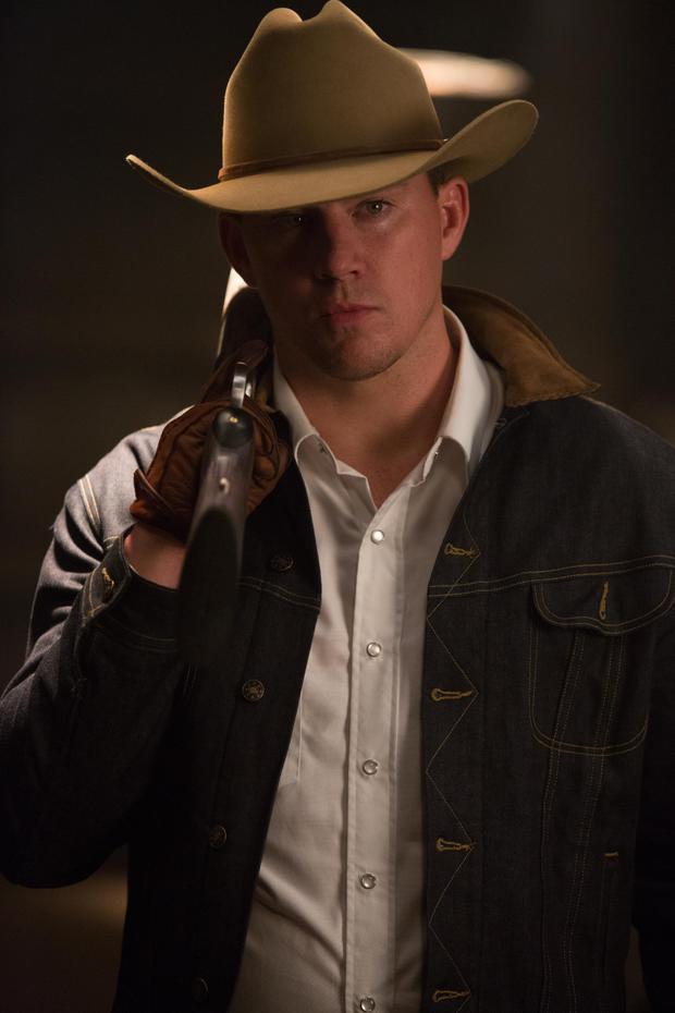 Channing Tatum - một trong những diễn viên mới sẽ xuất hiện trong phần này.