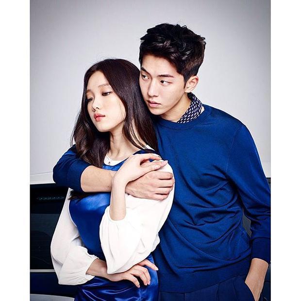Những điểm trùng hợp thú vị trong chuyện tình chị em của hai cặp đôi Nam Joo Hyuk  Lee Sung Kyung và Kelvin Khánh  Khởi My