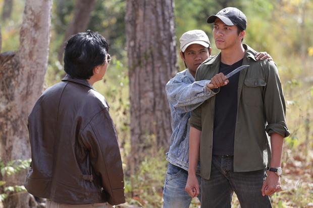 Lại thêm một phim hình sự mới về ông trùm sắp ra mắt khán giả Việt