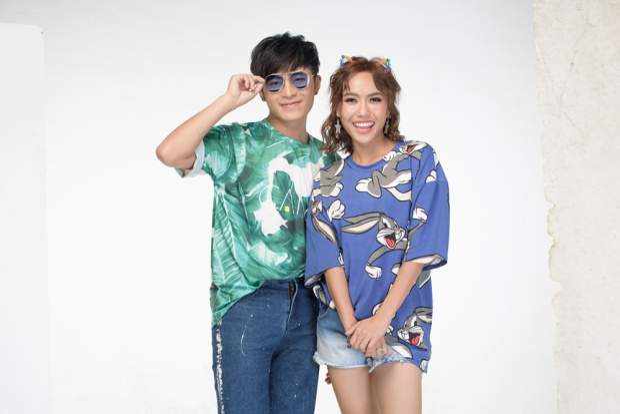 Trong sitcom Gia đình là số 1, nhân vật của Gin Tuấn Kiệt yêu thầm cô giáo chủ nhiệm Diệu Hiền hậu đậu, vụng về nhưng rất quan tâm đến cậu học trò này.