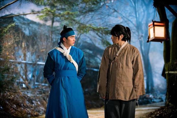 Seung Ho và L (INFINITE): Thêm một cặp mỹ nam nhiều duyên nợ từ trong phim đến ngoài đời!