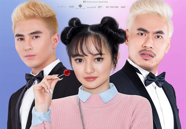 """Em chưa 18 - bộ phim """"kỳ lạ"""" bậc nhất màn ảnh Việt trong nửa đầu năm 2017."""