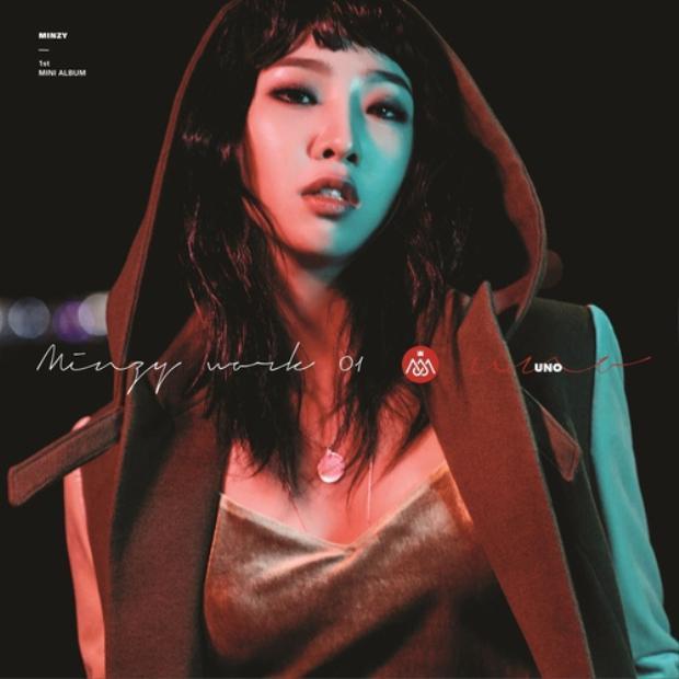 Minzy được EXID gọi là 1 nữ nghệ sĩ tuyệt vời.