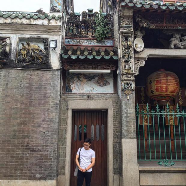 Một thoáng Hồng Kong giữa Sài Gòn