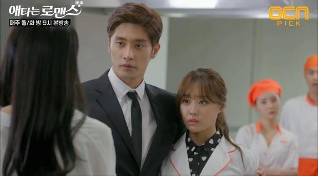 """Jin Wook bảo vệ nữ chính: """"Cô ấy là chuyên gia dinh dưỡng của tôi, tôi chỉ ăn cơm cô ấy nấu""""."""