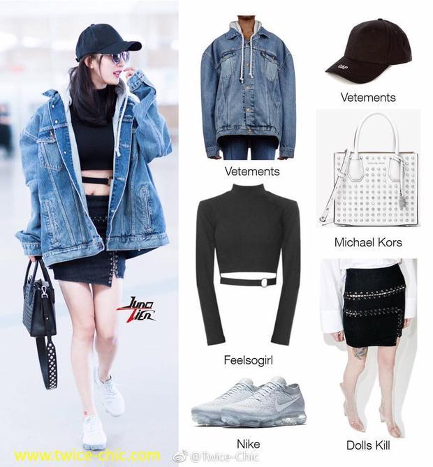 Thời trang sân bay của Dương Mịch luôn được đánh giá cao bởi cô luôn biết mix&match các item hàng hiệu lại với nhau một cách vô cùng tinh tế.