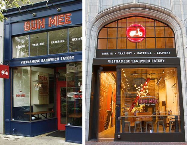 Bánh mì nổi tiếng đến nỗi ở các nước phương Tây, những cửa hàng phục vụ món này như là một đặc sản từ Việt Nam xa xôi.