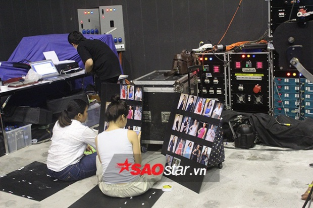 ĐỘC QUYỀN: Chiêm ngưỡng sân khấu đại lộ chất lừ của Chung kết The Face Thailand 3 trước giờ G