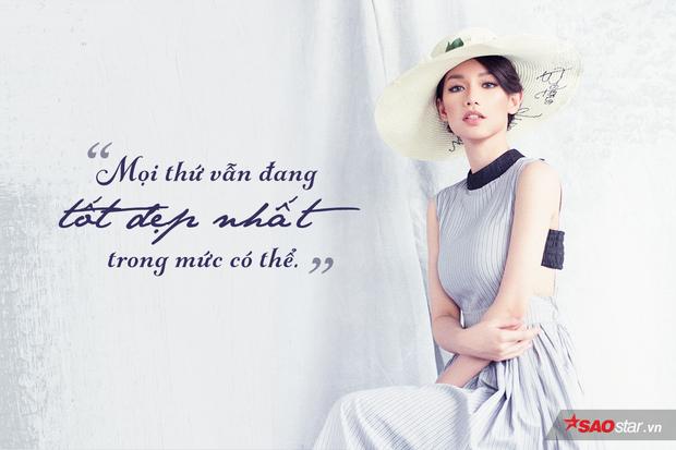 Quỳnh Chi: Muốn giữ gìn hạnh phúc gia đình thì đừng vội buông