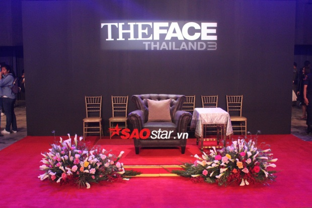 Khu vực ghế ngồi của công chúa Thái được đầu tư hết sức chỉn chu và đẹp mắt.
