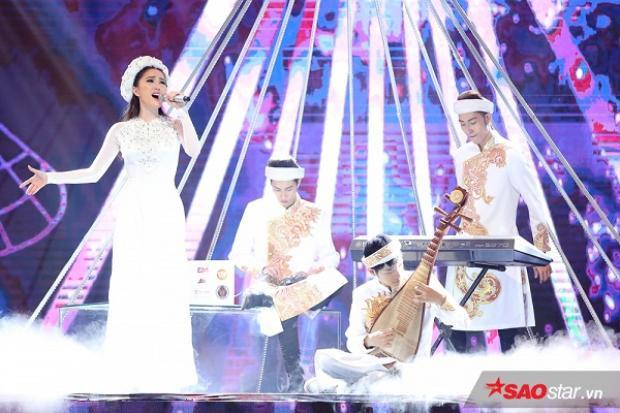 Bảo Thy cùng Cao Bá Hưng - quán quân Sing My Song 2016 bùng nổ với nhạc phẩm Giận mà thương.