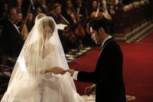 Tình cảm Châu Kiệt Luân dành cho vợ hệt như ca từ trong bài hát cách đây 16 năm