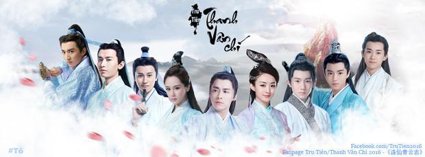 Tru tiên: Thanh vân chí - bộ phim tiên hiệp giả tưởng thành công của nền điện ảnh Hoa Ngữ 2016.