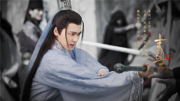 Lý Dịch Phong vào vai Trương Tiểu Phàm.