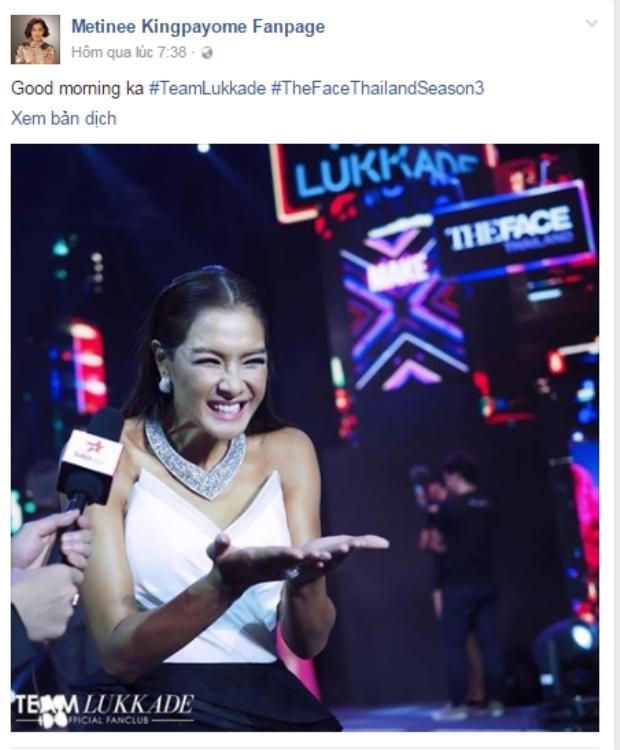 HOT: HLV Marsha đăng ảnh chụp cùng Phí Phương Anh, Lukkade chuyển lời cảm ơn sự yêu mến của fan Việt