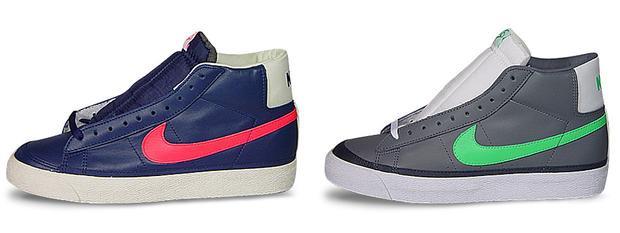 Stüssyx Nike Blazer Mid (2002).
