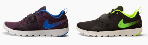 The Stüssyx Nike Trainerendor Low (2013).