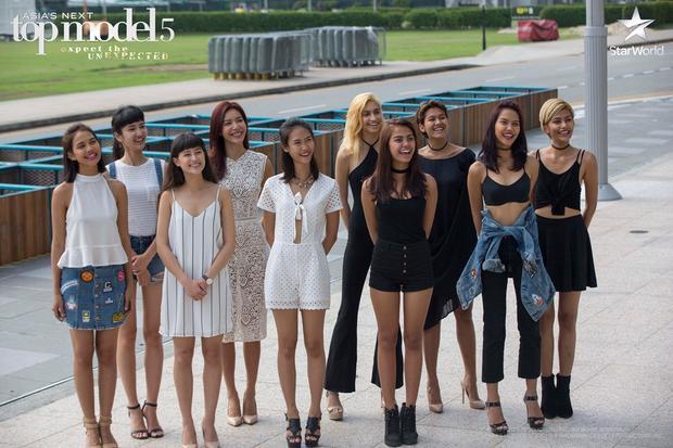 AsNTM #5: Mất bạn thân, Minh Tú buồn bã, tụt hạng giữa cuộc chiến Asias Next Top Model