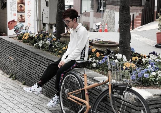 Reebok InstaPump Fury manh nha soán ngôi đầu street style giới trẻ