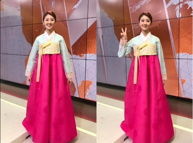 Cô gái thời tiết của đài SBS sở hữu Instagram mang tên @soyoung0619 với hơn 5000 lượt theo dõi.