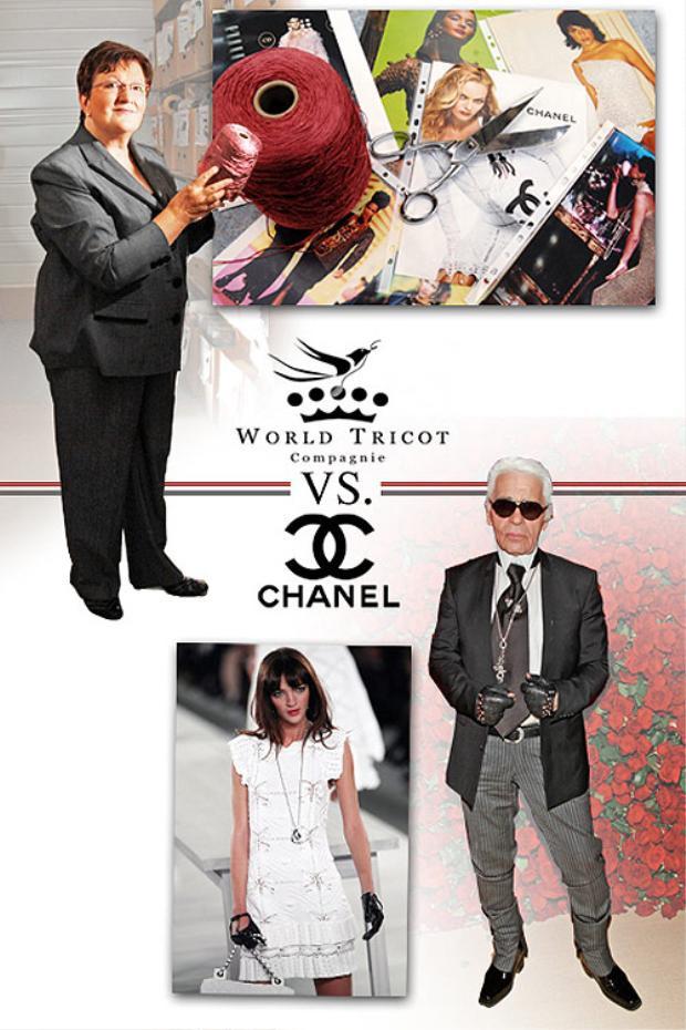 Phía Chanel chắc chưa thể quên án sự dài hơi này.