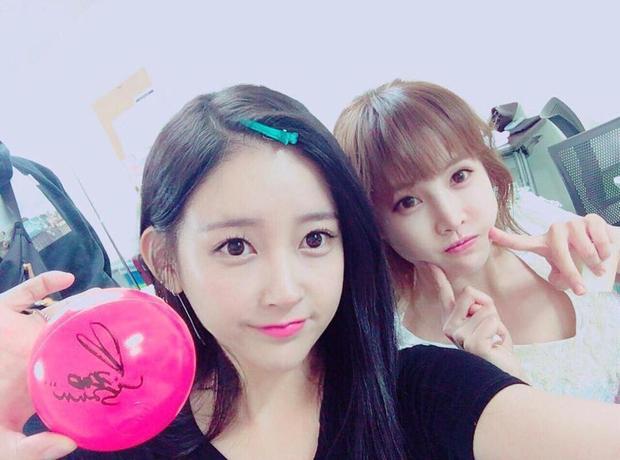 Soyeon và Boram không thể có mặt trong album lần này.