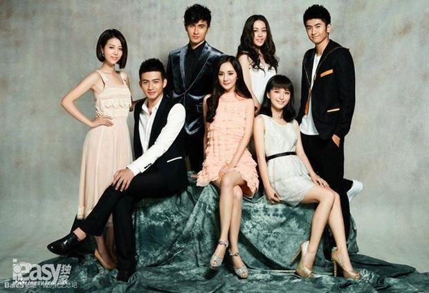 Gà nhà Dương Mịch đều đang trở thành những diễn viên trẻ tiềm năng của Cbiz.
