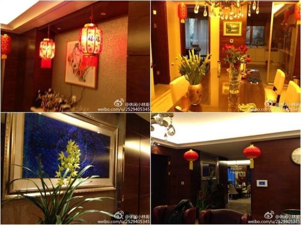 Chọn đèn lồng làm vật dụng trang trí chủ đạo, căn nhà mang đậm phong cách phương Đông.