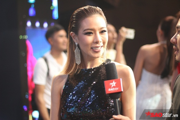 Cũng như Lukkade, Cris sẵn sàng tham gia The Face Việt Nam nếu nhận được lời mời.