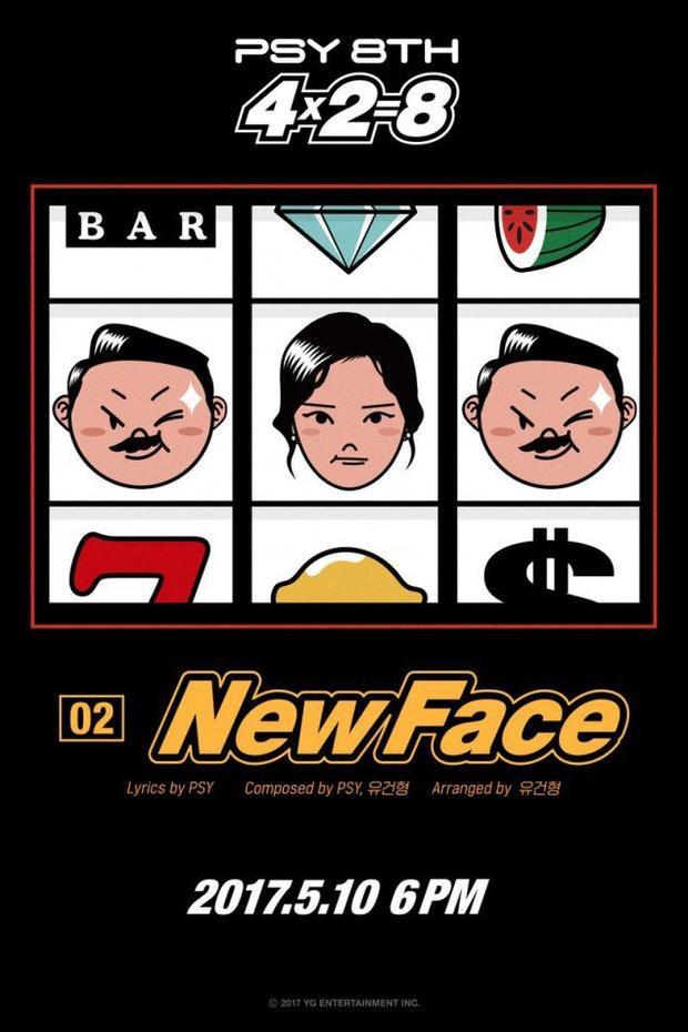 Son Naeun - visual xinh đẹp của Apink sẽ là nữ chính trong MV NewFace.