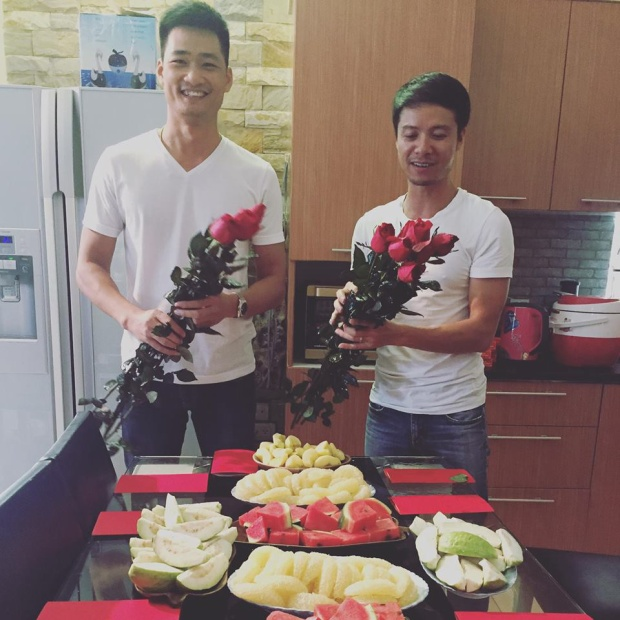 Ít ai biết chồng của diễn viên Bảo Thanh (vai Minh Vân) cũng tham gia một vai diễn nhỏ trong bộ phim này.