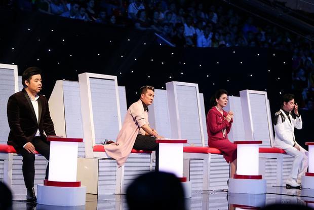 Thu Thảo, Ngọc Sơn  hai chiến binh tài sắc vẹn toàn team Quang Lê bước vào vòng Bán kết