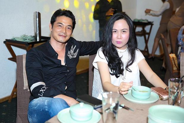 Quách Ngọc Ngoan và nữ doanh nhân Phượng Channel.