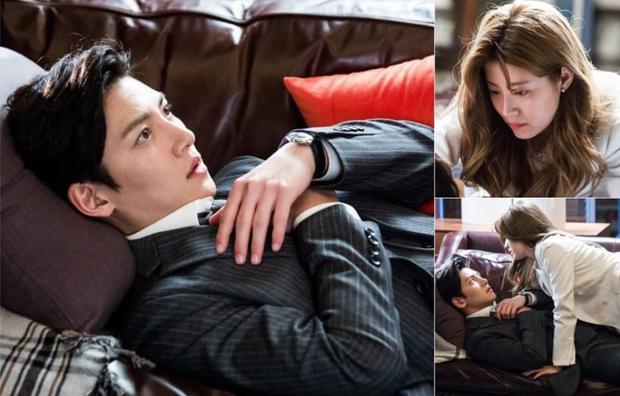 Sắp đến giờ lên sóng, Suspicious Partner xả kho ảnh tình cảm của Ji Chang Wook và Nam Ji Hyun