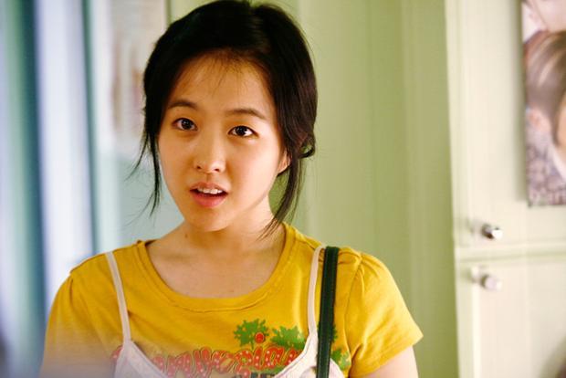 Khi tham gia bộ phim này, Bo Young mới chỉ là cô gái 18 tuổi.