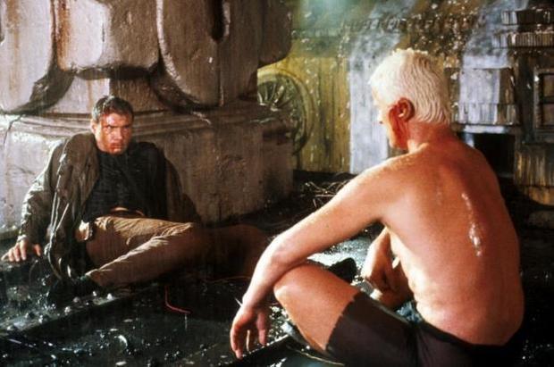 Từ những cỗ máy với tuổi thọ ngắn ngủi (4 năm) được tạo ra để phục vụ con người, Replicant dần dần thông minh hơn, có cảm xúc phức tạp và chúng quyết định nổi loạn (Blade Runner 1982)