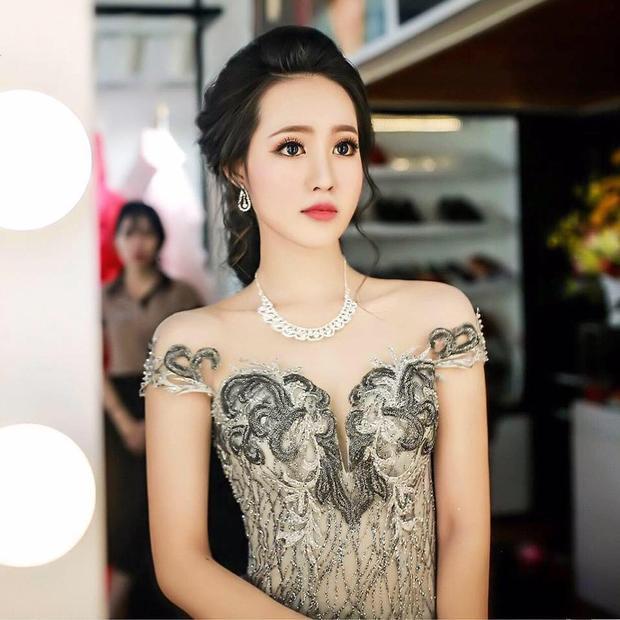 Không chỉ xinh đẹp, Thanh Thương còn có tài kinh doanh.