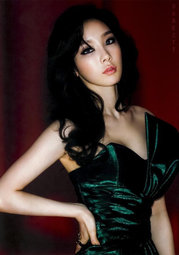 Taeyeon sắc lạnh trong MV I Got Love.