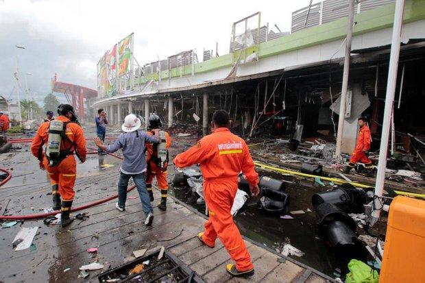 Tình hình an ninh phức tạp từ nhiều năm nay ở phía Nam Thái Lan lại một lần nữa bị đặt cảnh báo nghiêm trọng sau vụ nổ kinh hoàng này.