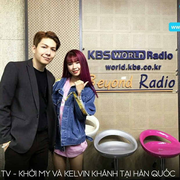 Khởi My diện Hanbok nhí nhảnh bên Kelvin Khánh trong tuần trăng mật sớm