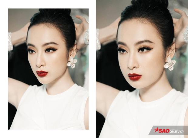 Angela Phương Trinh biết đâu sẽ trúng thêm vài quảng cáo trong vai… bà mẹ nếu sở hữu khuôn mặt tròn.