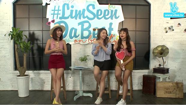 #Limseendabest tập 5 với sự góp mặt của khách mời cực hot: beauty blogger Trinh Phạm.