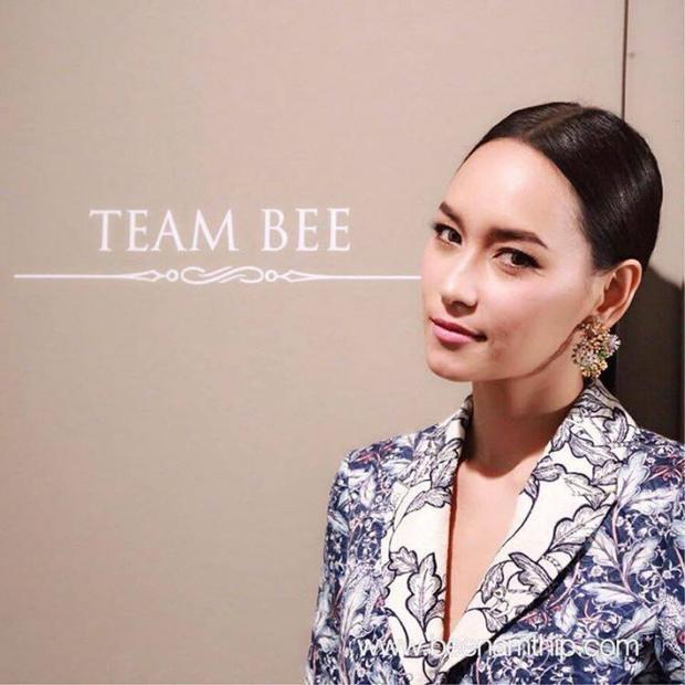Sau cơn sốt The Face Thái Lan, chị đại Bee Namthip lại chuẩn bị đốt nóng màn ảnh bằng phim mới
