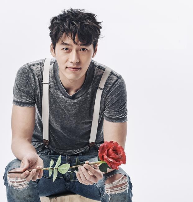 Trai đẹp Hyun Bin lần đầu làm kẻ ác trên màn ảnh rộng