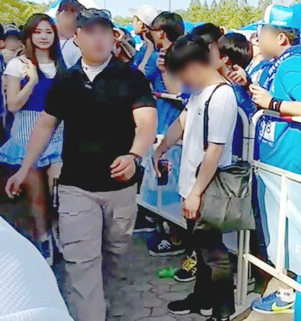 Cư dân mạng phản ứng dữ dội khi thấy Tử Du (TWICE) bị fan chụp lén ảnh nhạy cảm trong sự kiện