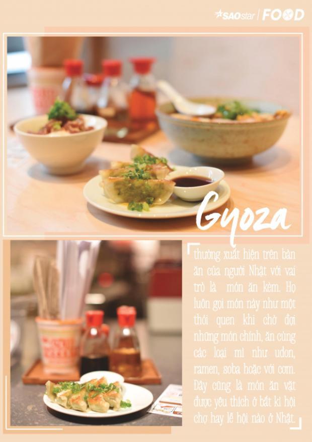 Và đây là cách Gyoza  sủi cảo Nhật Bản lấy lòng bạn tuyệt đối
